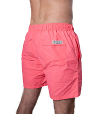 Scotch & Soda Men's Boardshorts In Coral - Labels4Less