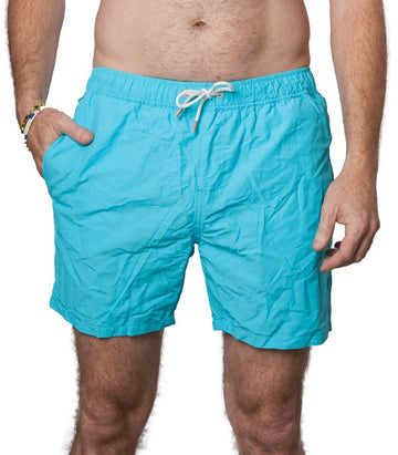Scotch & Soda Men's Boardshorts In Blue