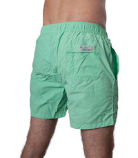 Scotch & Soda Men's Boardshorts In Light Green - Labels4Less