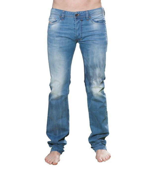 Diesel Men's Darron OR603 Wash Jeans - Labels4Less