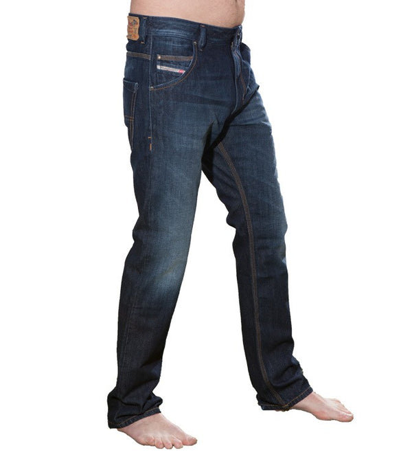 Diesel Men's Krooley Wash OR0S3 Jeans - Labels4Less