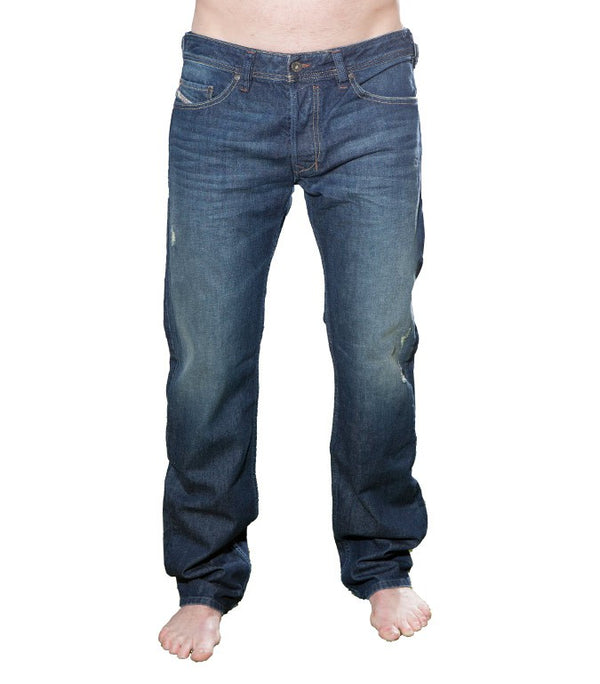 Diesel Men's Safado ORP13 Tapered Jeans - Labels4Less