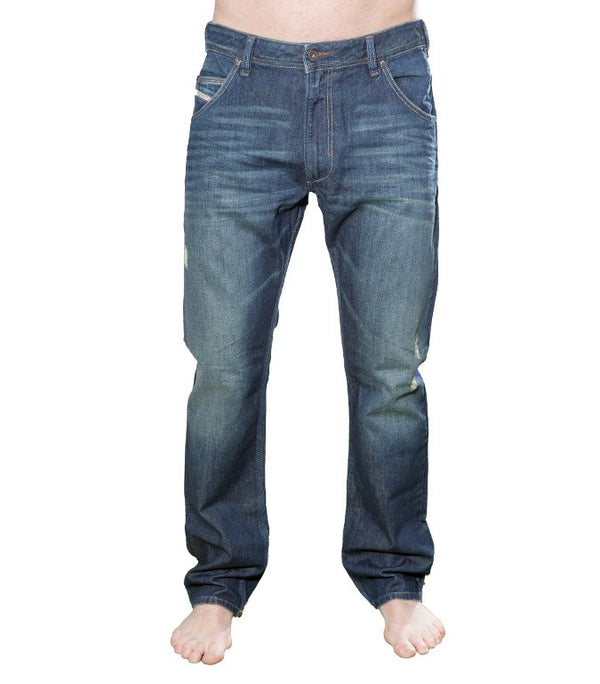 Diesel Men's Krooley ORP13 Jeans In Blue - Labels4Less