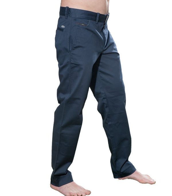 Diesel Men's Chi-Regs Trousers In Blue - Labels4Less