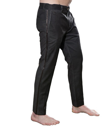 Diesel Men's Pillow Pantaloni Chinos In Black