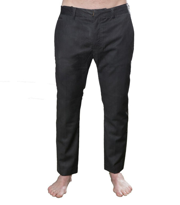 Diesel Men's Pillow Pantaloni Chinos In Black - Labels4Less