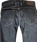 Diesel Men's Viker-R-Box 0088Z Jeans In Dark Grey - Labels4Less