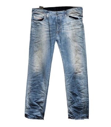 Diesel Men's Larkee Jeans In Blue