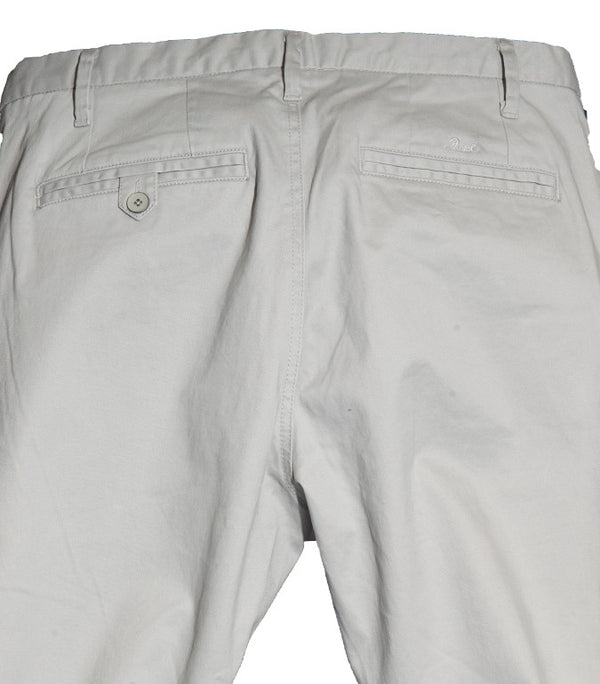 Diesel Men's Pierre-F Pantaloni Trousers In White - Labels4Less