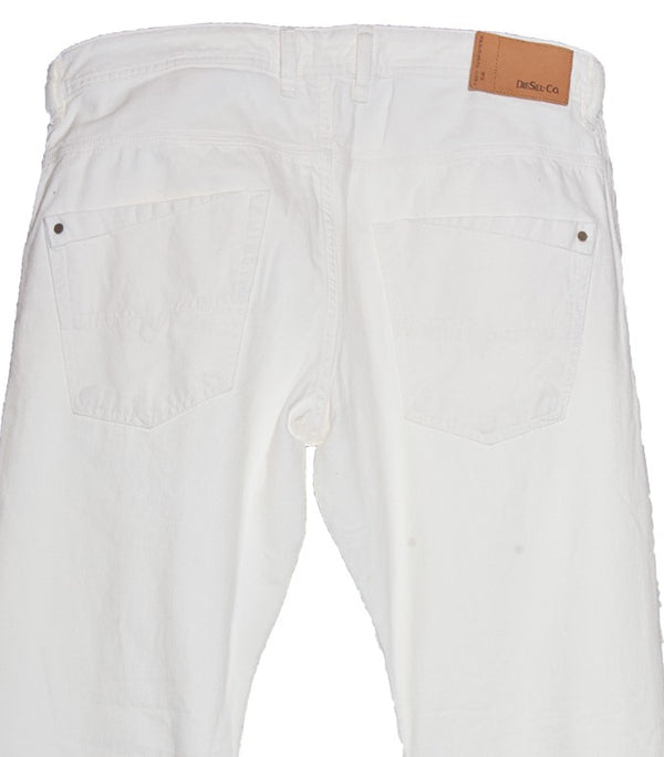 Diesel Men's Krooley Wash SR300 In White - Labels4Less