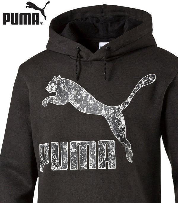 Puma Archive Logo Hoody - Labels4Less