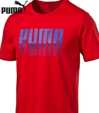 Puma Levels tee Red - Labels4Less