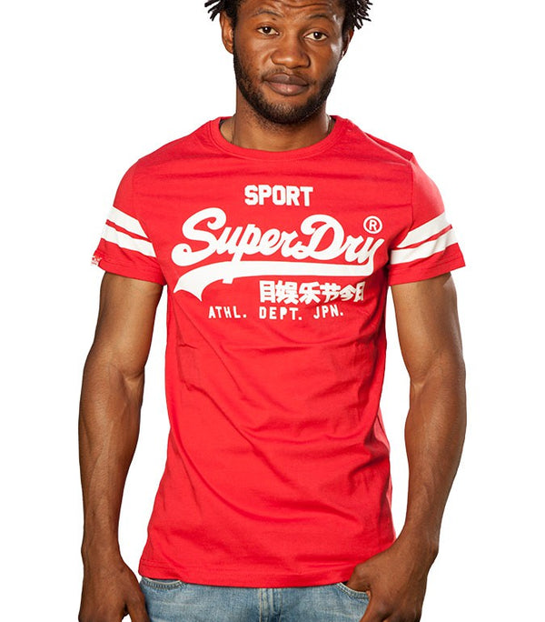 Superdry Men's Vintage Logo Sport T-shirt - Labels4Less
