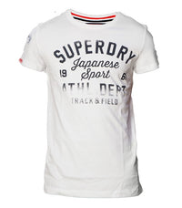 Superdry Men's Trackster Vintage T-shirt - Labels4Less