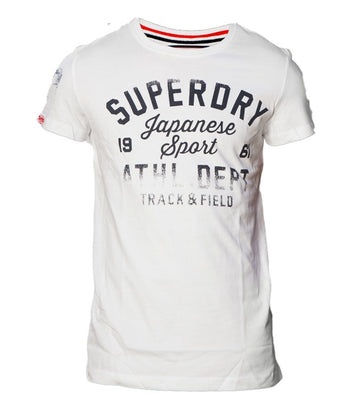 Superdry Men's Trackster Vintage T-shirt