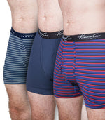 Kenneth Cole pack of 3 Boxer Briefs - Labels4Less