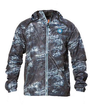 Superdry Men's Sport Light Camo Jacket In Blue
