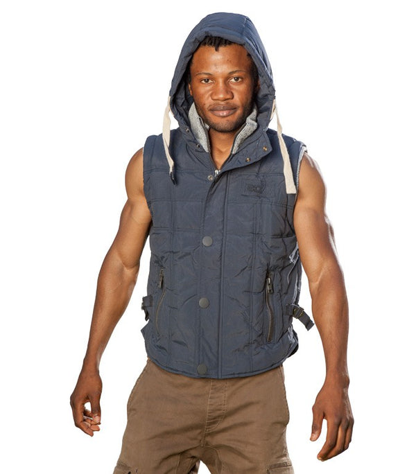 Superdry Men's Sleeveless Puffer Jacket - Labels4Less
