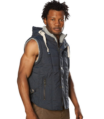 Superdry Men's Sleeveless Puffer Jacket