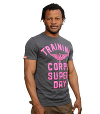 Superdry Men's Training Corps T-shirt - Labels4Less