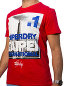 Superdry Men's International T-shirt - Labels4Less
