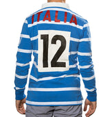 "Superdry Men's ""Italia"" Rugby Polo Shirt - Labels4Less"