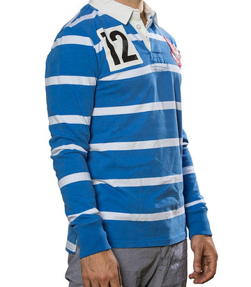 "Superdry Men's ""Italia"" Rugby Polo Shirt"