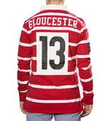 "Superdry Men's ""Gloucester"" Rugby Polo Shirt - Labels4Less"