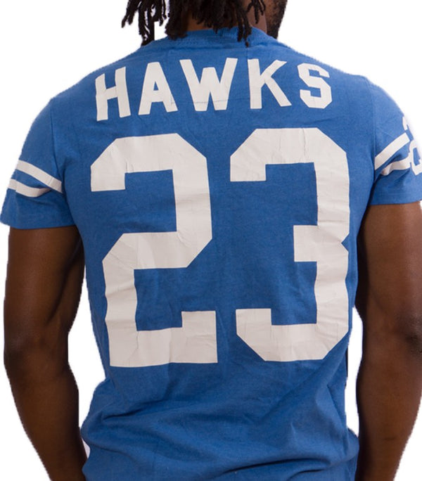 Superdry Men's Hawks T-shirt In Blue - Labels4Less