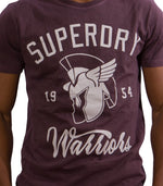 Superdry Men's Warriors T-shirt - Labels4Less