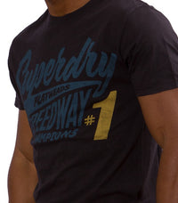 Superdry Men's Flatheads T-shirt - Labels4Less