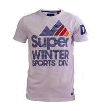 Superdry Men's Winter Sports T-shirt - Labels4Less