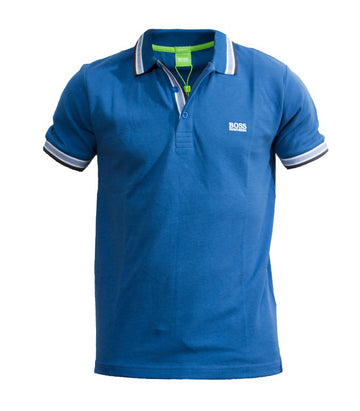 Hugo Boss Men's Art Golfer In Blue