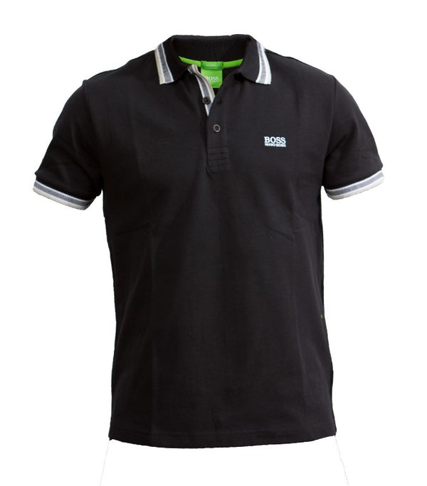 Hugo Boss Men's Golfer In Black - Labels4Less