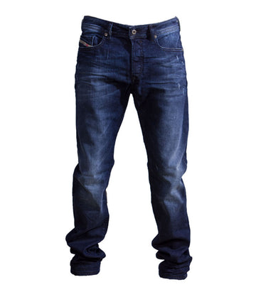 Diesel Men's Buster R842R Regular Tapered Fit Jeans