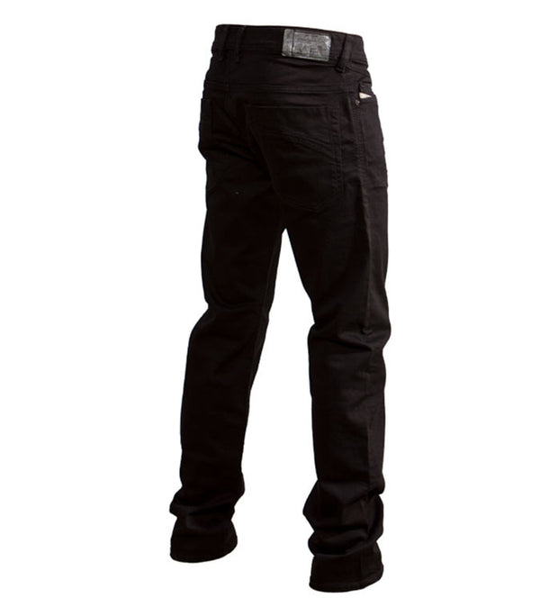 Diesel Men's Iakop 0R84A Stretch Jeans In Black - Labels4Less