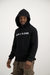 """Calvin Klein Jeans"" Hoodie In Black - Labels4Less"