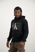 """Calvin Klein Jeans"" Classic Hoodie In Black - Labels4Less"