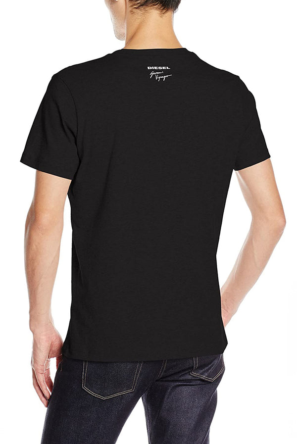 Diesel Black tee-shirt Ref: 00SVTS JOE