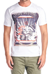 Diesel White tee-shirt Ref: OOS8ZS WEDDING
