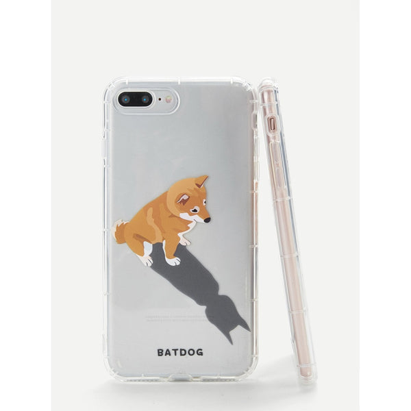 Batdog iPhone Case