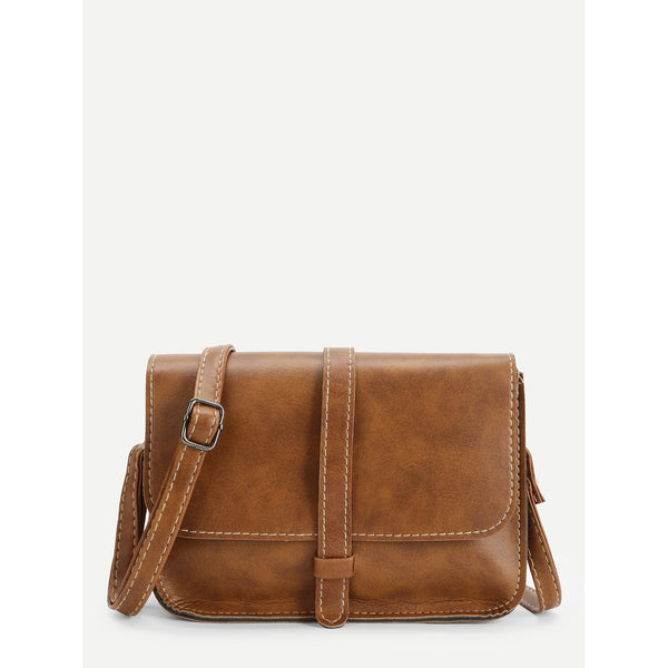 Brown Shoulder/Crossbody Bag