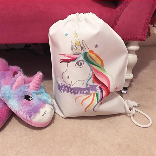 EQUETECH Personalised Unicorn Bag