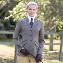 Visa bild från galleri, EQUETECH Foxbury Tweed Riding Jacket