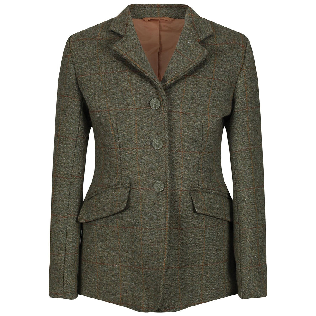 EQUETECH Junior Classic Claydon Tweed Riding Jacket