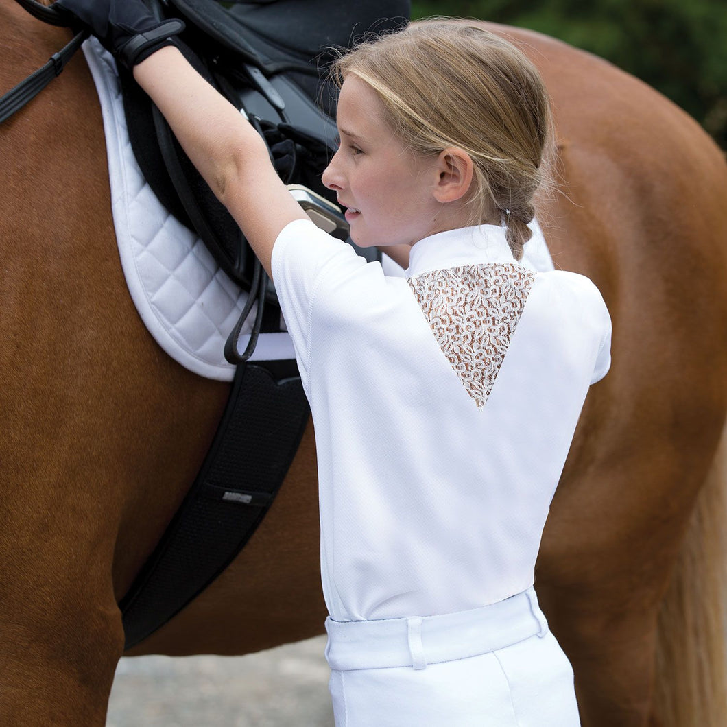 EQUETECH Junior Bella Competition Shirt