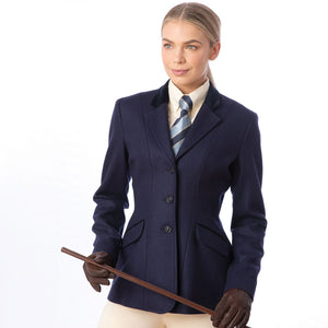 EQUETECH Kimblewick Wool Riding Jacket