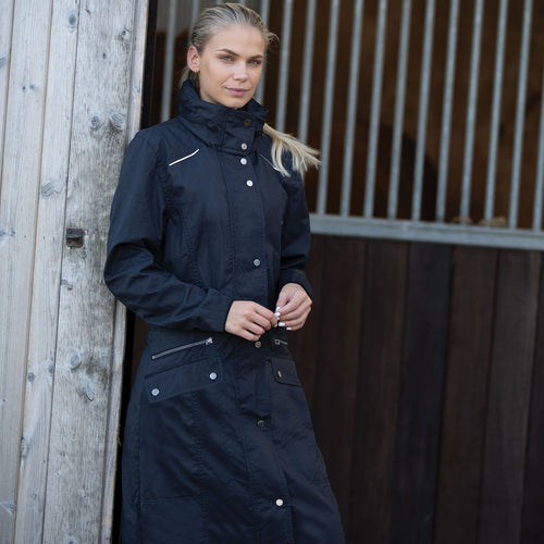 EQUETECH Venture Waterproof Trench Coat NYHET!