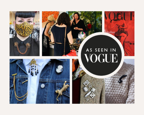 brooches on you