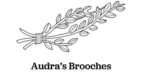 Audra's Brooches Logo